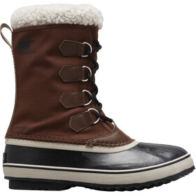 Sorel 1964 Pac Nylon Boots Heren, tobacco/black